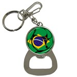Brazil Bottle Opener Key Chain