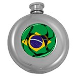 Brazil Hip Flask (5 oz)
