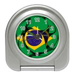 Brazil Travel Alarm Clock