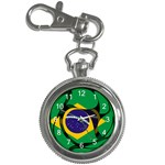Brazil Key Chain Watch