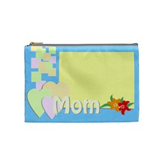 Mom By Jacob   Cosmetic Bag (medium)   Y5pkqna9ohss   Www Artscow Com Front