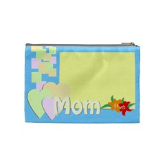 Mom By Jacob   Cosmetic Bag (medium)   Y5pkqna9ohss   Www Artscow Com Back