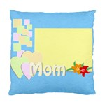 mom - Cushion Case (Two Sides)