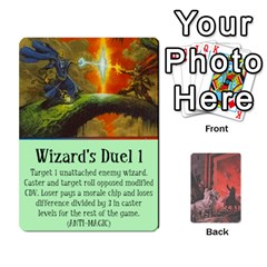 Hostile Realms Spells By Dave   Playing Cards 54 Designs   8al1a08v3quq   Www Artscow Com Front - Club3