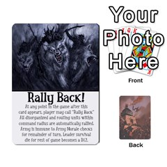 Hostile Realms Cards Deck1 By Dave   Playing Cards 54 Designs   6d67g0gmvjzn   Www Artscow Com Front - Spade8