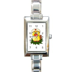 Coming Bird Classic Elegant Ladies Watch (rectangle) by ComingBird