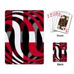 Denmark Playing Cards Single Design