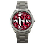 Denmark Sport Metal Watch