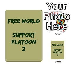 Cds   Free World By Agentbalzac   Multi Purpose Cards (rectangle)   826uvfjg2tu2   Www Artscow Com Front 24