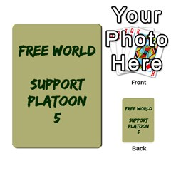 Cds   Free World By Agentbalzac   Multi Purpose Cards (rectangle)   826uvfjg2tu2   Www Artscow Com Front 27