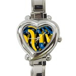 Sweden Heart Italian Charm Watch