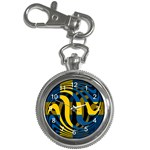 Sweden Key Chain Watch