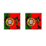 Portugal Cufflinks (Square)