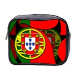 Portugal Mini Toiletries Bag (Two Sides)