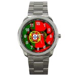 Portugal Sport Metal Watch