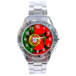 Portugal Stainless Steel Analogue Men's Watch