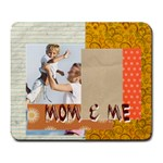 mother s day - Large Mousepad