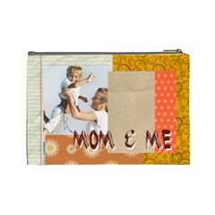 Mom By Joely   Cosmetic Bag (large)   Ie7v2on3z6o7   Www Artscow Com Back