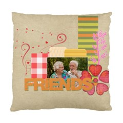 Friends By Joely   Standard Cushion Case (two Sides)   Yy68risb9q5r   Www Artscow Com Front
