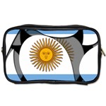 Argentina Toiletries Bag (Two Sides)