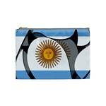 Argentina Cosmetic Bag (Medium)