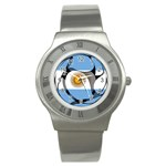 Argentina Stainless Steel Watch
