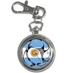 Argentina Key Chain Watch