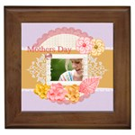 mothers day - Framed Tile