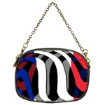 France Chain Purse (Two Sides)