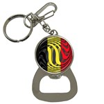 Belgium Bottle Opener Key Chain
