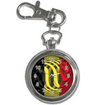 Belgium Key Chain Watch