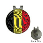 Belgium Golf Ball Marker Hat Clip