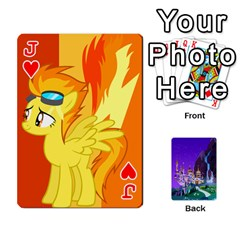 Jack Mlp 1 By Raymond Zhuang   Playing Cards 54 Designs   5hlbciumqjgt   Www Artscow Com Front - HeartJ
