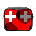Switzerland Mini Toiletries Bag (Two Sides)