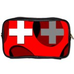 Switzerland Toiletries Bag (Two Sides)