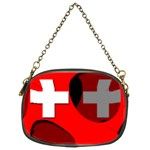 Switzerland Chain Purse (Two Sides)