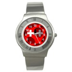 Switzerland Stainless Steel Watch