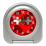 Switzerland Travel Alarm Clock