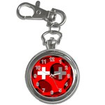Switzerland Key Chain Watch