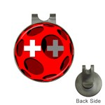 Switzerland Golf Ball Marker Hat Clip