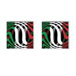 Italy Cufflinks (Square)