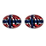 Norway Cufflinks (Oval)