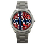 Norway Sport Metal Watch