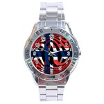 Norway Stainless Steel Analogue Men's Watch