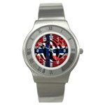 Norway Stainless Steel Watch
