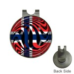 Norway Golf Ball Marker Hat Clip