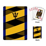 Barbados Playing Cards Single Design