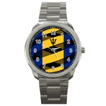 Barbados Sport Metal Watch