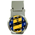 Barbados Money Clip Watch
