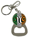Ireland Bottle Opener Key Chain